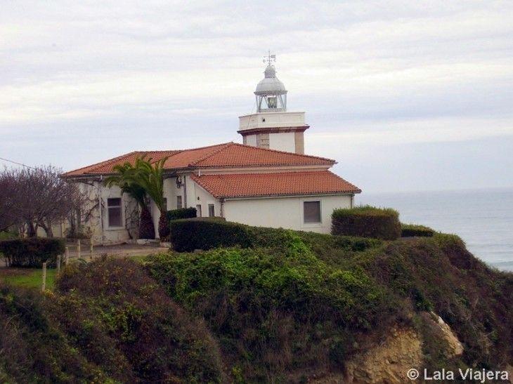 Faro Punta Silla, San Vicente de la Barquera, Cantabria