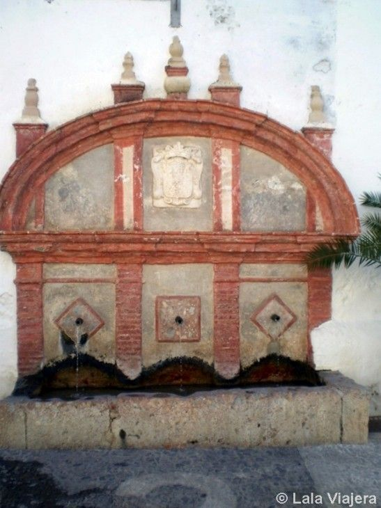 Fuente Vieja, Frigiliana