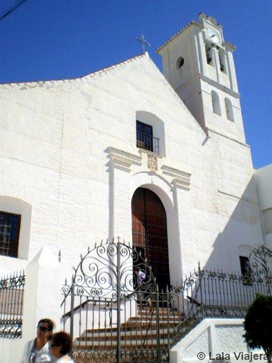 Iglesia de San Antonio de Padua, Frigiliana