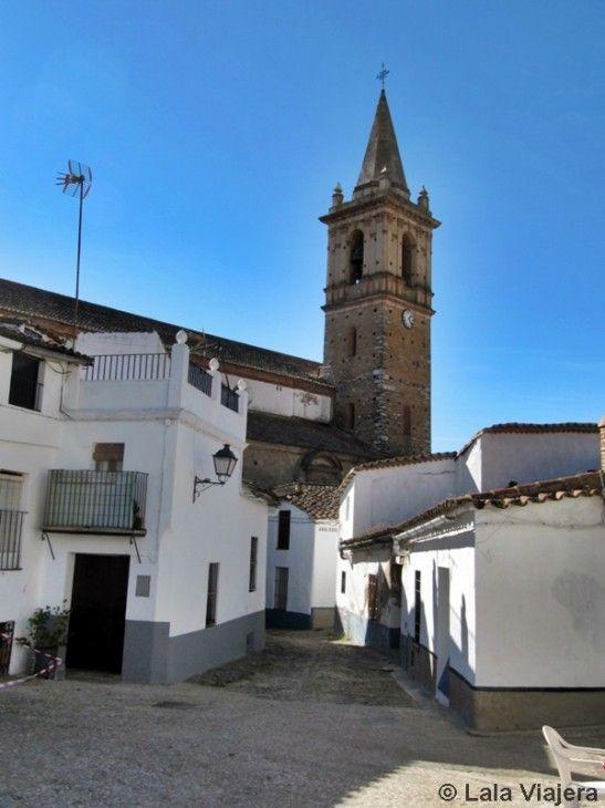 Casco histórico de Alájar