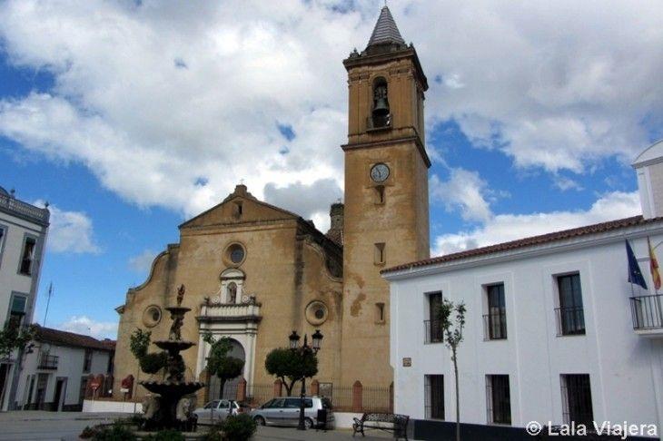 Iglesia de San Miguel Arcángel, Jabugo