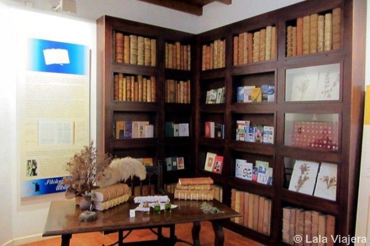 Centro de Visitantes Benito Arias Montano, Alajar