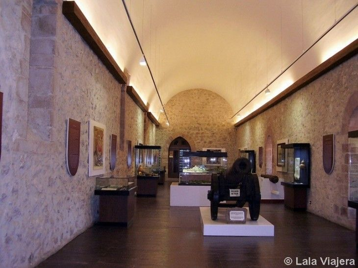 Museo del Castillo de Castillo del Rey, San Vicente de la Barquera, Cantabria