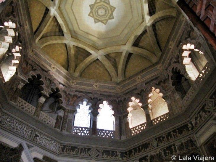 Mezquita Palacio de la Aljaferia, Zaragoza
