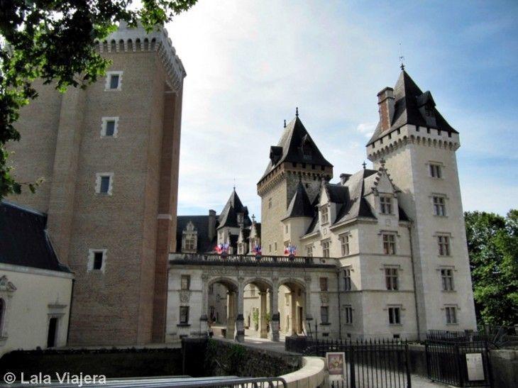 Castillo de Pau, Francia