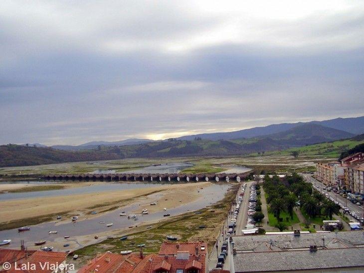 Puente de la Maza, San Vicente de la Barquera, Cantabria