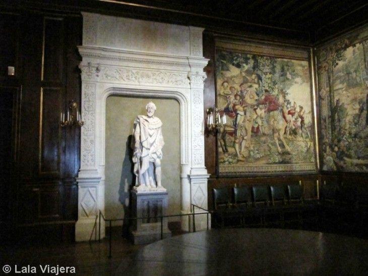 Salón de los Cien Cubiertos, Castillo de Pau