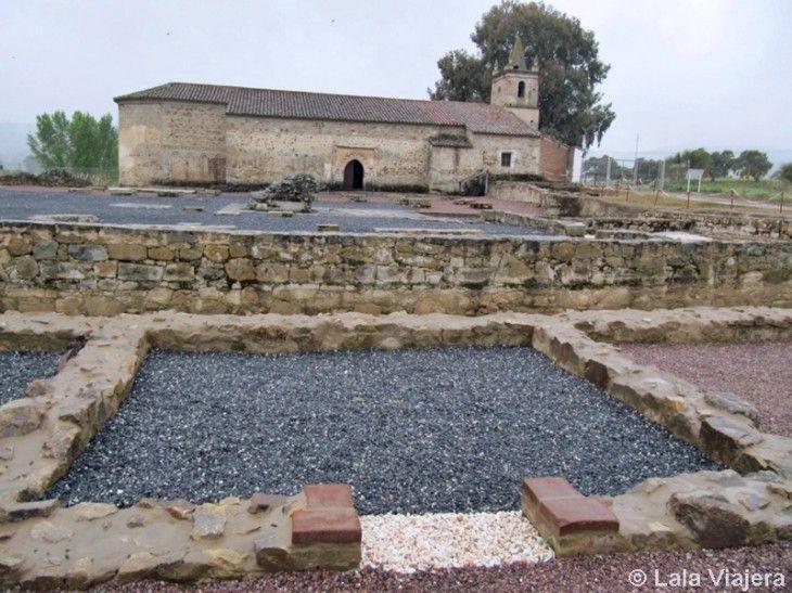 Turóbriga y Ermita de San Mamés, en Turóbriga