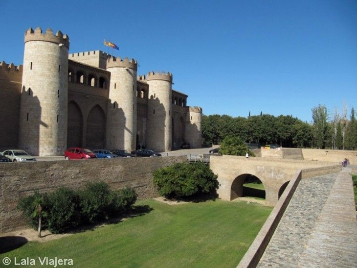 Palacio de la Aljaferia, Zaragoza