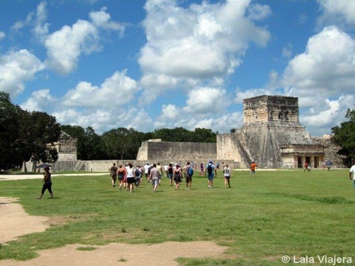 Gran Plaza de Chichén Itzá