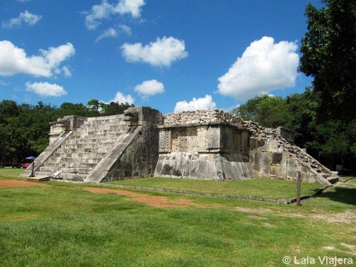 Templo de los Guerreros, Chichen Itza