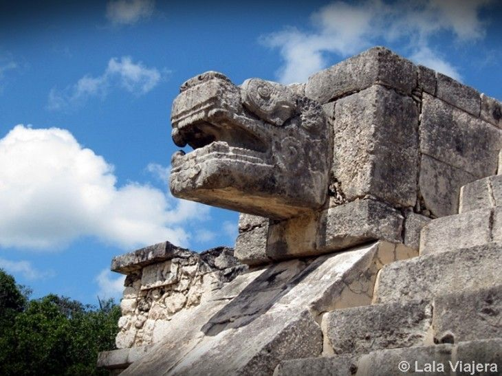 Templo de los Jaguares, Chichen Itza