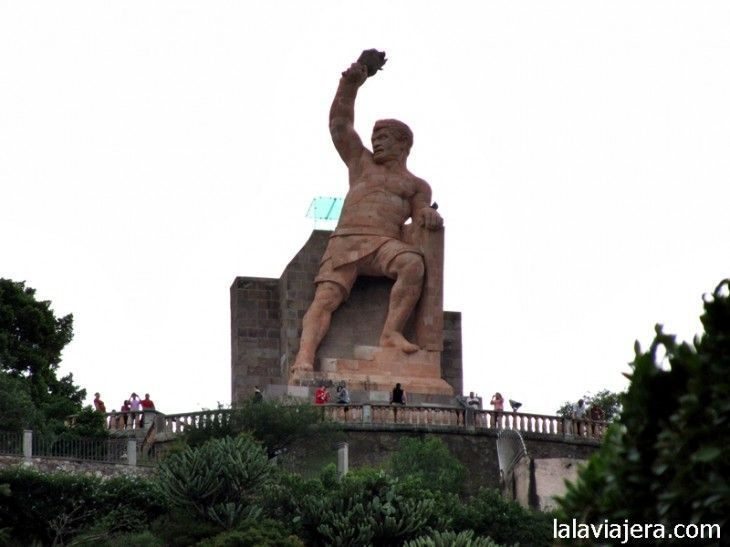 Monumento al Pípila, Guanajuato