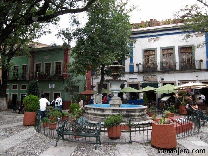 Plaza de San Fernando, Guanajuato
