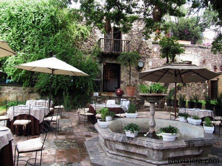 Restaurante El Jardín de los Milagros, Guanajuato