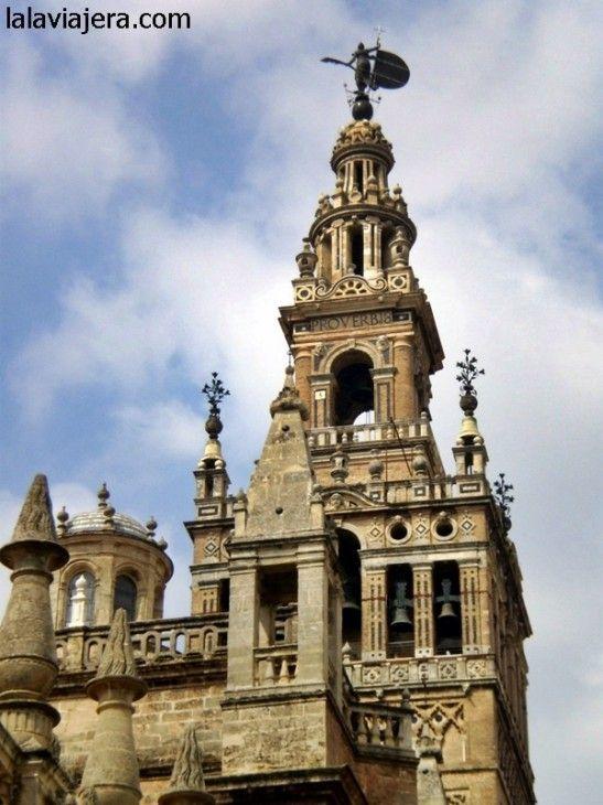 La Giralda y el Giraldillo de la Catedral de Sevilla