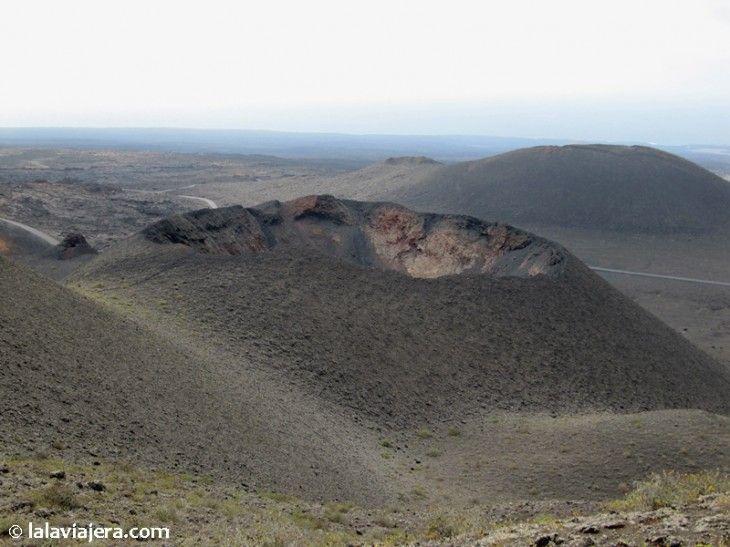Turismo volcánico en España: Timanfaya
