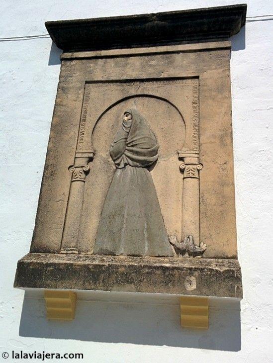 La Cobijada, en el antiguo Convento de la Merced de Vejer