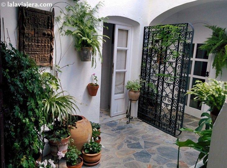 Rincones pintorescos de vejer pueblo blanco de c diz for El jardin del califa precios