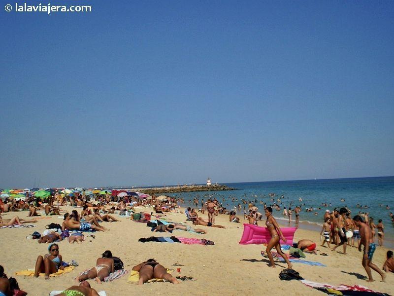 Playa de Isla Tavira, Algarve