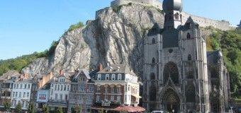 Qué ver en Dinant, la ciudad más fotogénica de Bélgica