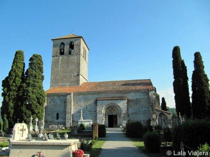 Basílica Saint-Just de Valcabrère