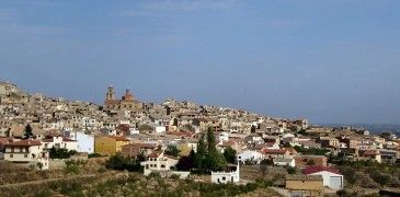 Calaceite, pueblo del Matarranya