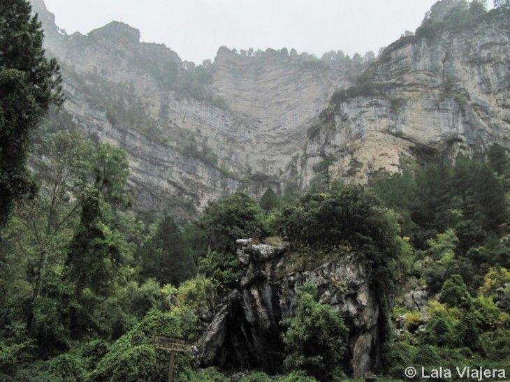 Farallones del Calar del Mundo, Albacete