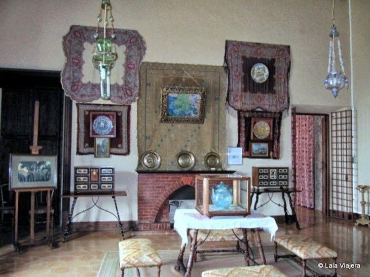 El salón del Archiduque en la casa-museo Son Marroig