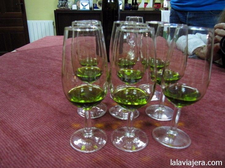 Cata Aceite de Oliva Virgen Extra. Oleoturismo en Jaén