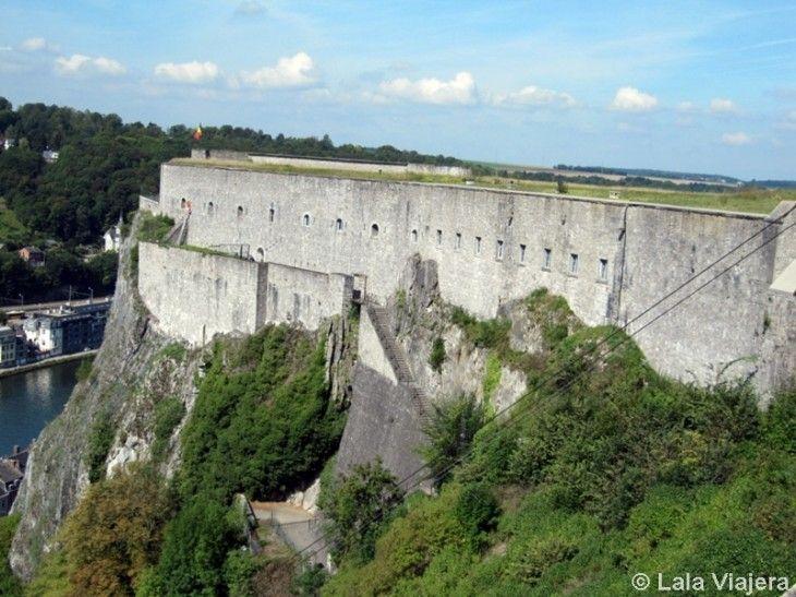 Ciudadela fortaleza de Dinant