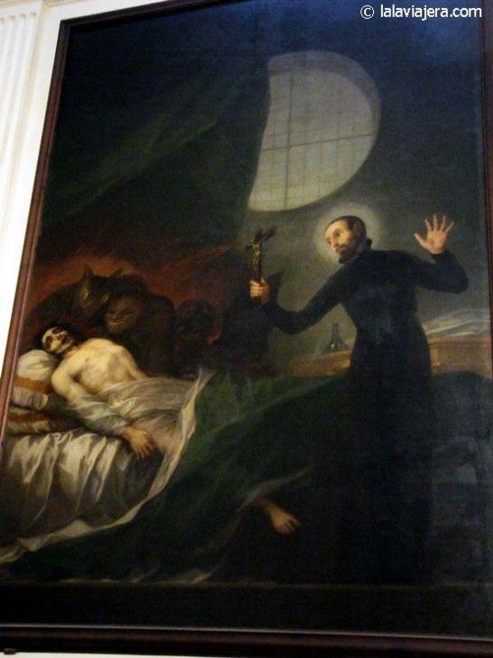 Cuadros de Goya, Catedral de Valencia