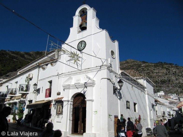 Ermita de San Sebastián, Mijas