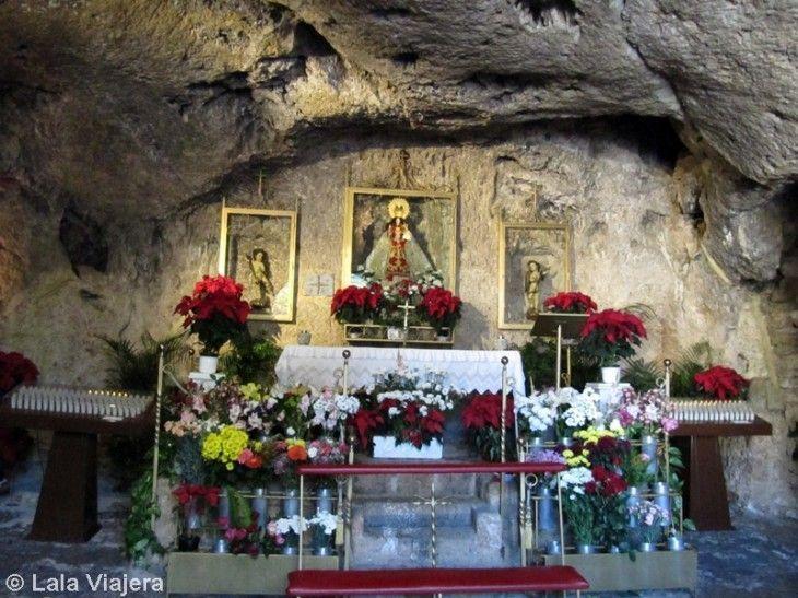 Ermita de la Virgen de la Peña, Mijas