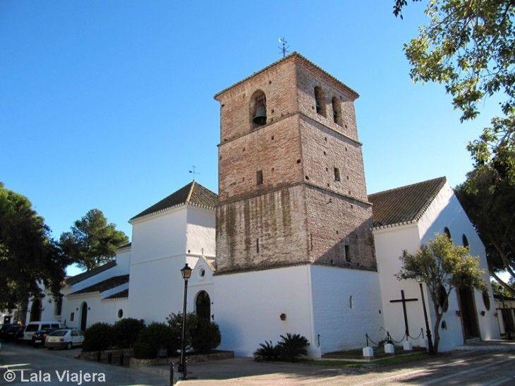 Torre mudéjar de la Iglesia de la Inmaculada Concepción, Mijas