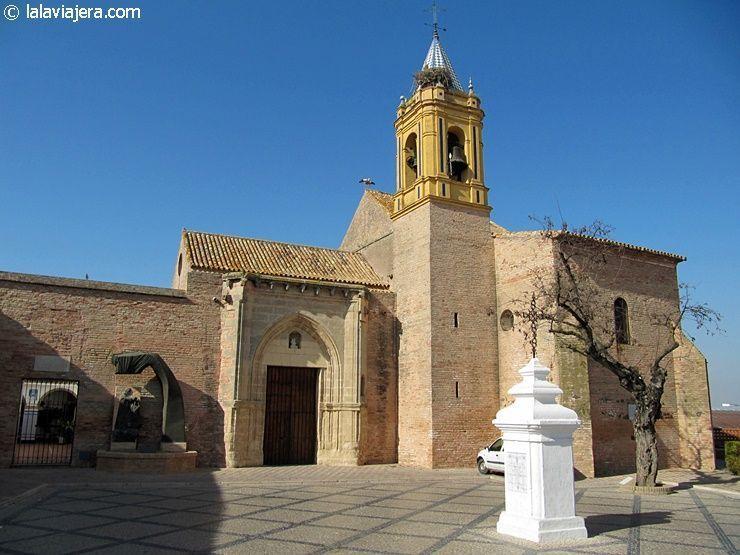 Iglesia de San Jorge, Palos de la Frontera
