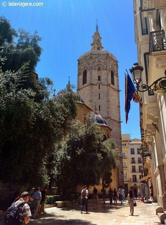 El Miguelete, torre de la Catedral de Valencia