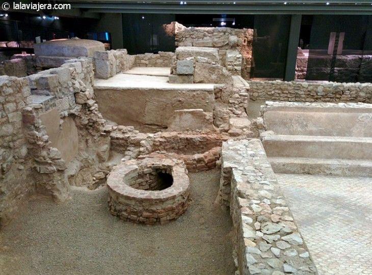 Museo Arqueológico de L Almoina, Valencia