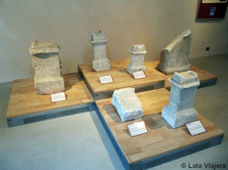 Museo arqueológico del Convento de Los Olivetanos