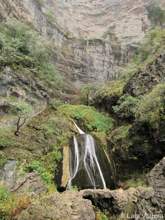 Cascada del Río Mundo