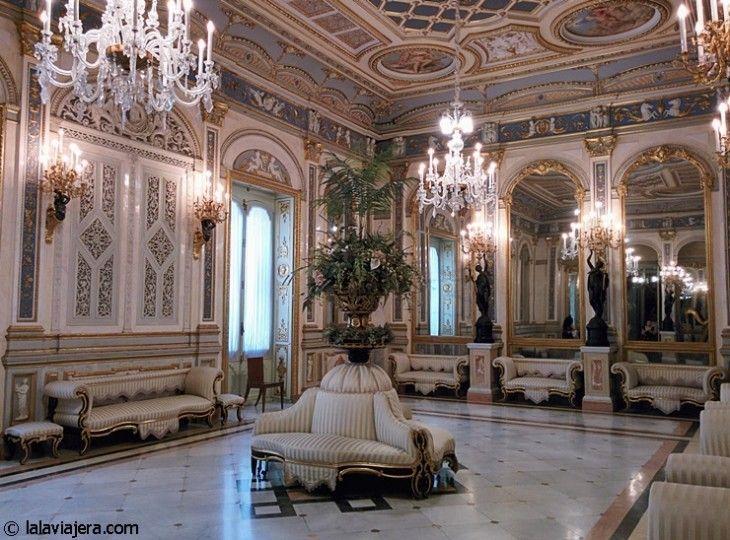 Salón del Palacio del Marqués de Dos Aguas, Valencia