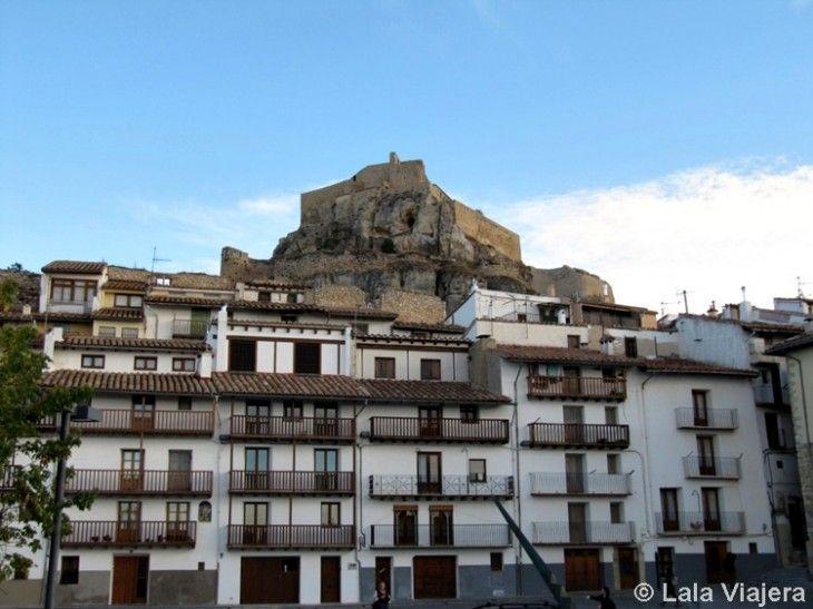 Plaza de l'Estudi en Morella