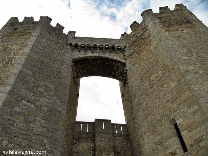 Puerta de San Miguel, acceso principal a Morella