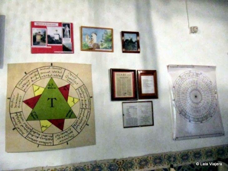 Estudios de Ramón Llull en el Monasterio de Miramar