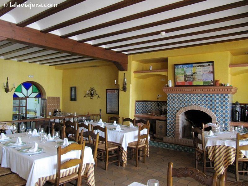 Dónde comer en El Rocío: Restaurante Toruño