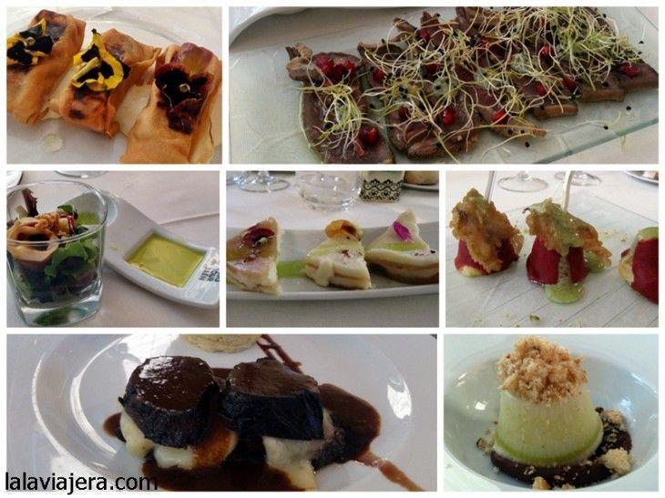 Restaurante Vandelvira, en Baeza