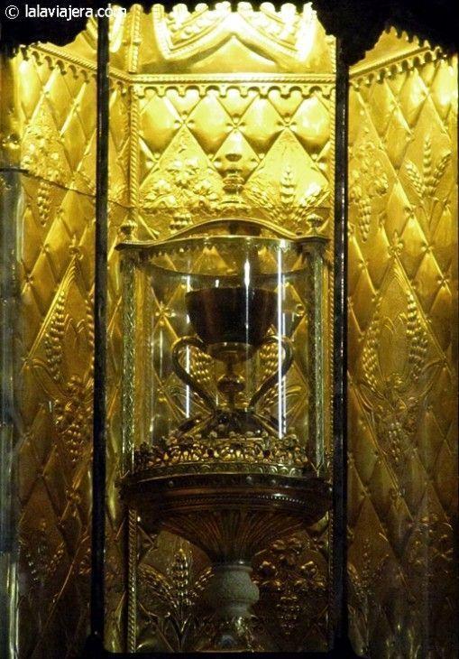 Santo Grial, Catedral de Valencia