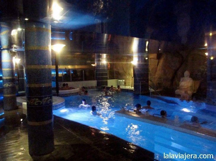Spa Óleo Salud (Hotel Sierra de Cazorla)