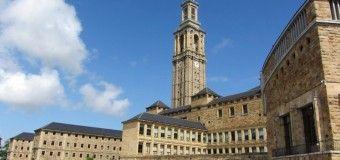 La Laboral Ciudad de la Cultura, el Escorial de Gijón