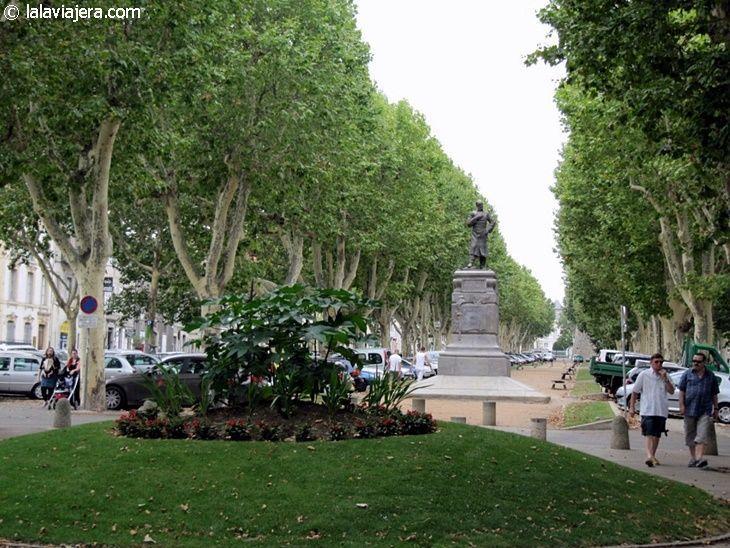 Boulevard Barbés, Carcassonne